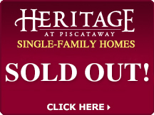 Heritage at Piscataway - 1 Furnished Model Remains!