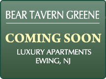 Bear Tavern Greene - 2 Bedroom Rental Apartments - coming soon