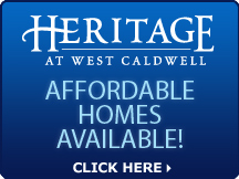 West Caldwell - Affordable Homes Available