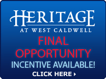 West Caldwell - Incentive Available