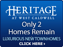 West Caldwell - Only two homes remain.