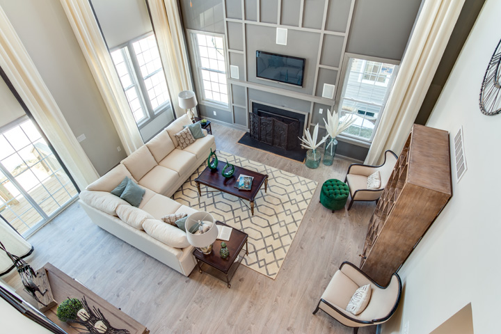 Heritage at chesterfield single family homes american for American family homes inc