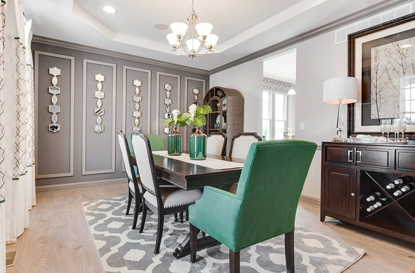 The shenandoah single family homes traditions at chesterfield