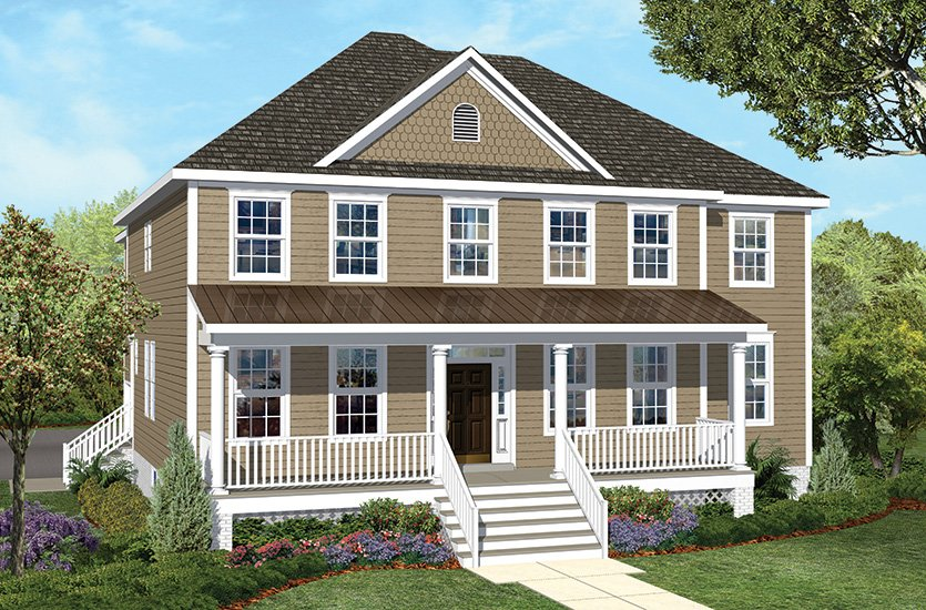 The Fredericksburg homes for sale at chesterfield