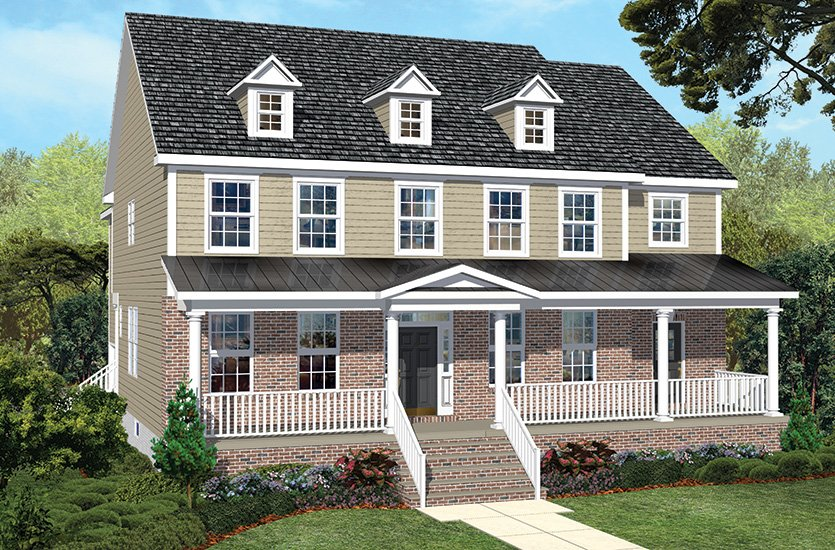 traditions single homes Fredericksburg american properties