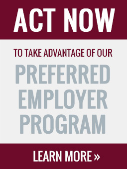 ACT NOW Preferred Employer Program