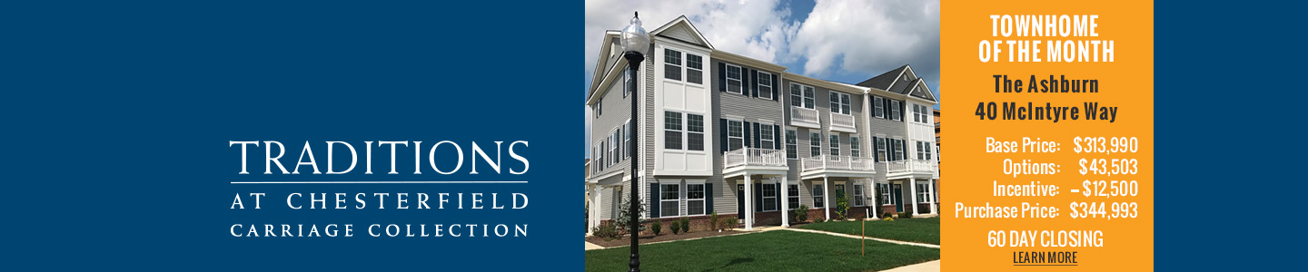 Townhome of the Month - Ashburn