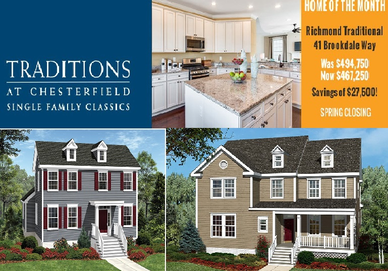 family friendly community in Chesterfield