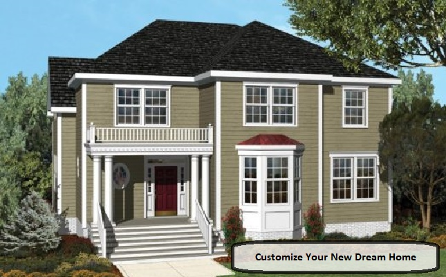 Chesterfield home model 2018