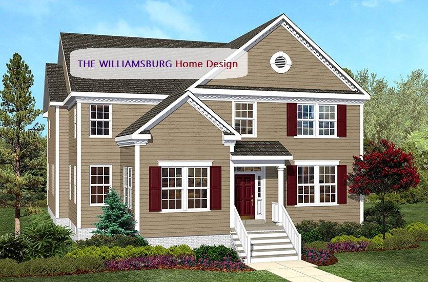 Williamsburg home design
