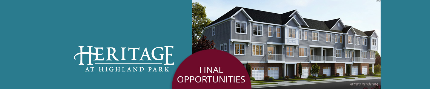 Heritage at Highland Park - FINAL OPPORTUNITIES